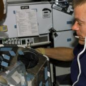 Crew operations on Space Shuttle