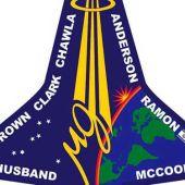 STS-107 crew